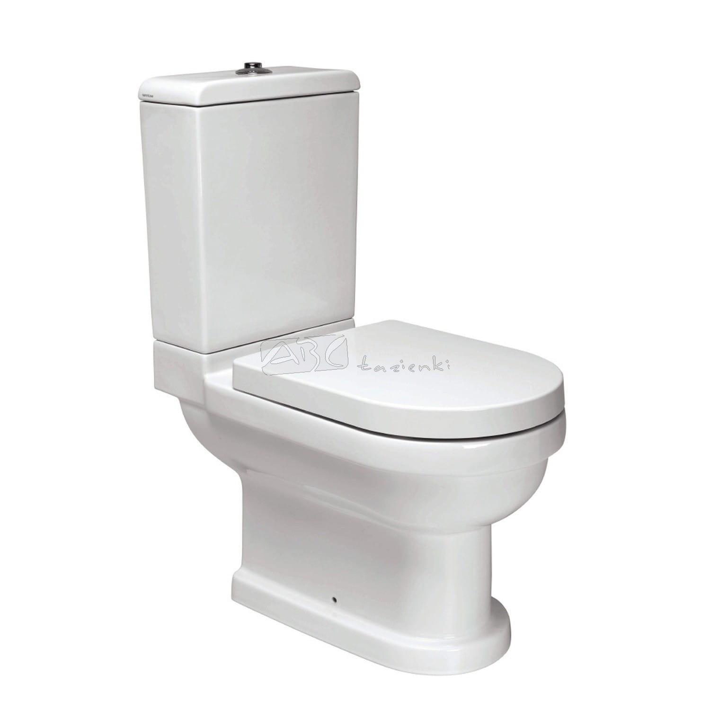 vintage wc do kompaktu odp yw pionowy bia y miski stoj ce toalety wc ceramika abc azienki. Black Bedroom Furniture Sets. Home Design Ideas